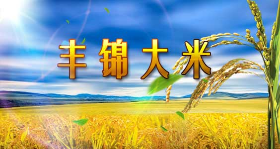 盘锦大米图片